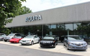 Acura has the fewest repair in the ranking list